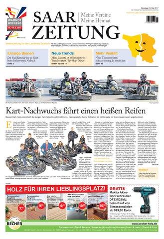 Saarzeitung Ausgabe 23 05 2017 Saarlouis By Saarbrucker Verlagsservice Gmbh Issuu