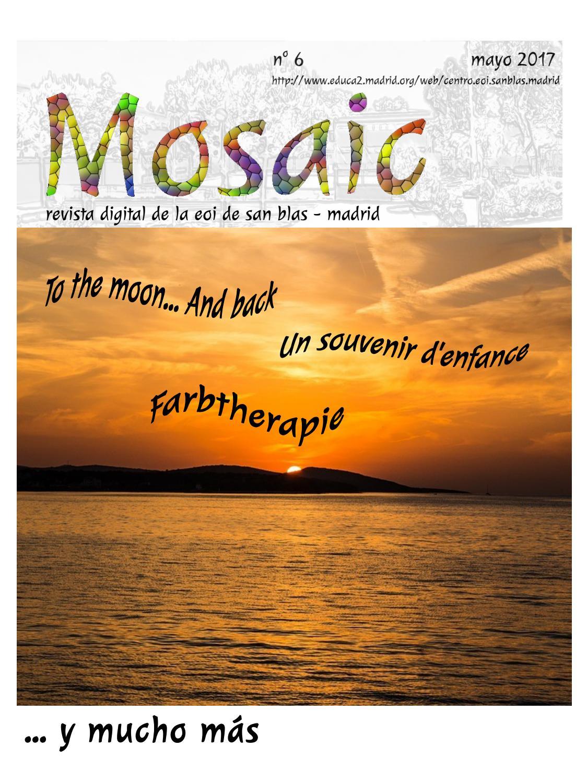 Mosaic nº 6 by eoidesanblas - issuu