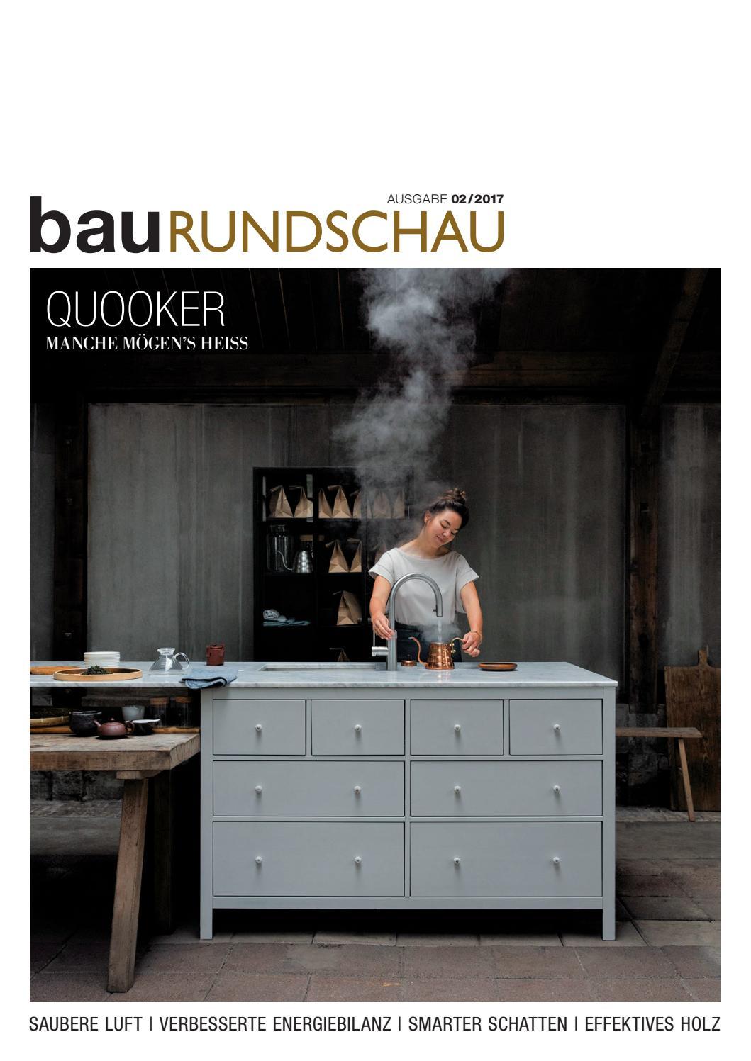 bauRUNDSCHAU 02/2017 by rundschauMEDIEN AG - issuu