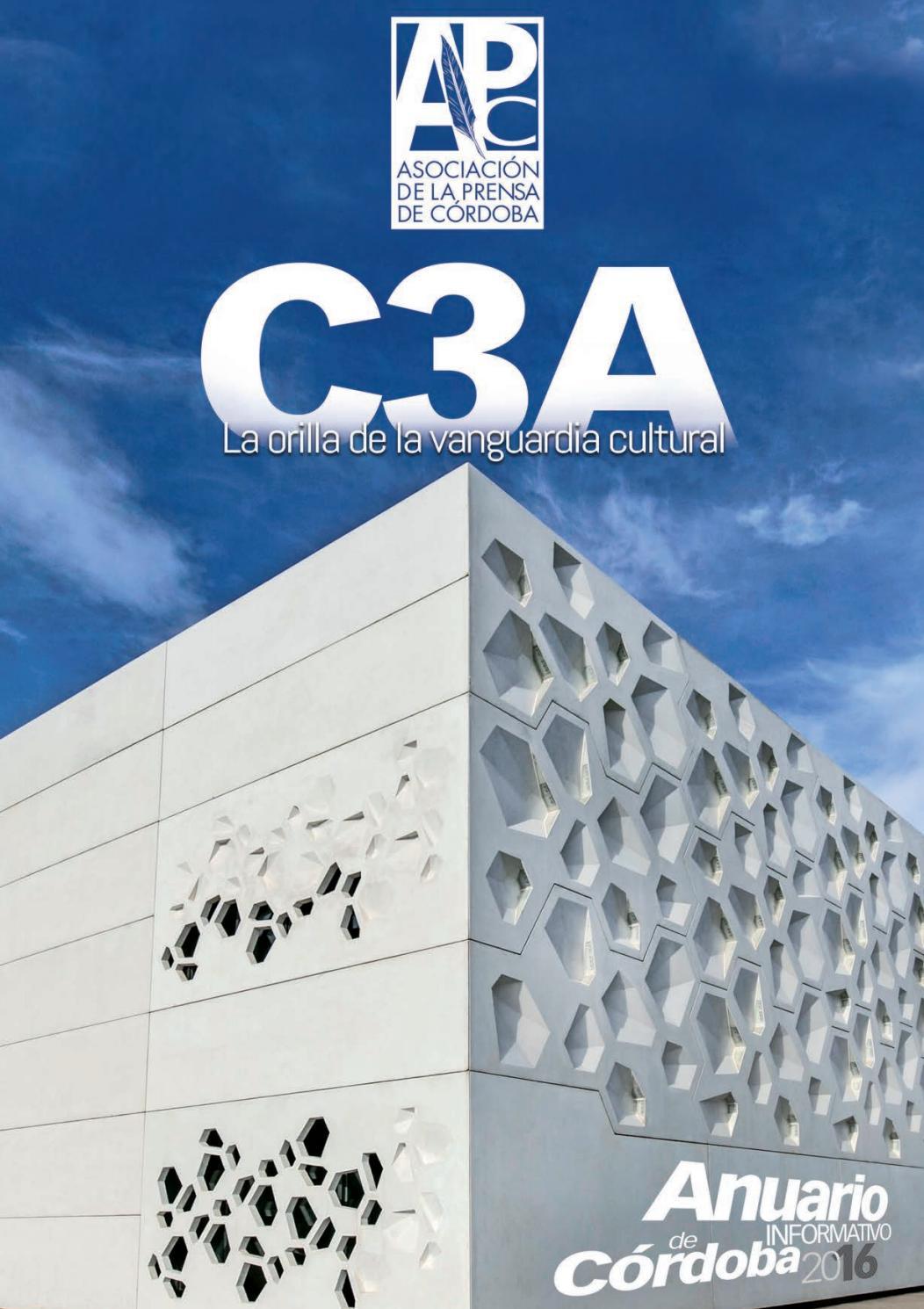 Anuario informativo de Córdoba 2016 by Asprencor - issuu