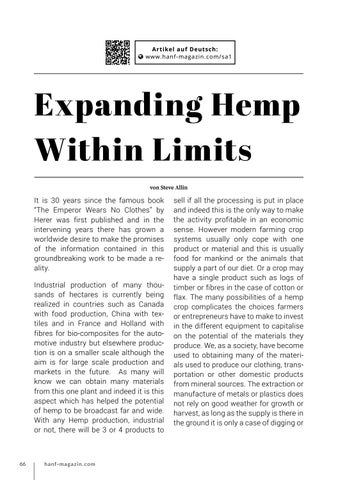 Page 66 of Expanding Hemp within Limits
