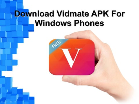 download vidmate app apk
