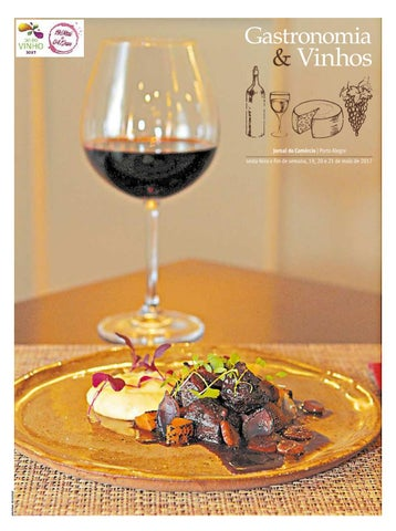 fec01aa9b09 Gastronomia e Vinhos by Luis Gustavo Van Ondheusden - issuu