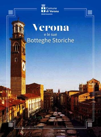 612685001fc7 Verona e le sue Botteghe Storiche by Yupeka - issuu