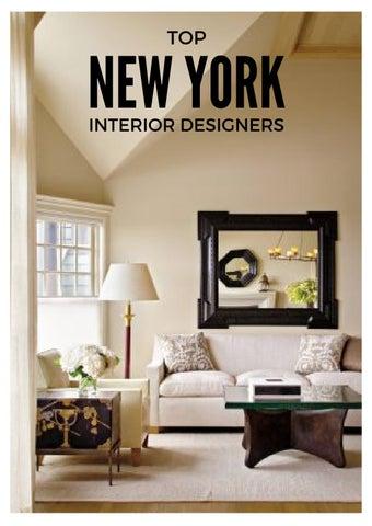 Page 1 top new york interior designers