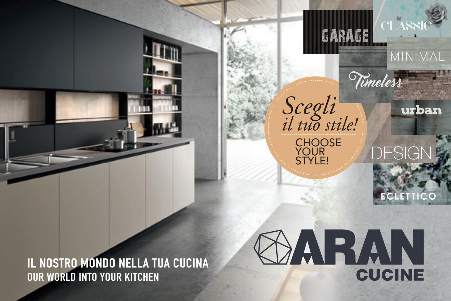 Aran Cucine » Aran Cucine Rivenditori - Ispirazioni Design dell ...
