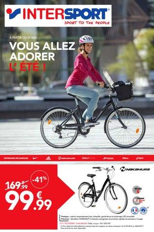 d162c7befc1c3 INTERSPORT LIEGE – ETE (6 pages) by INTERSPORT France - issuu