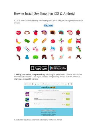 Emoticons app sex This Sexting