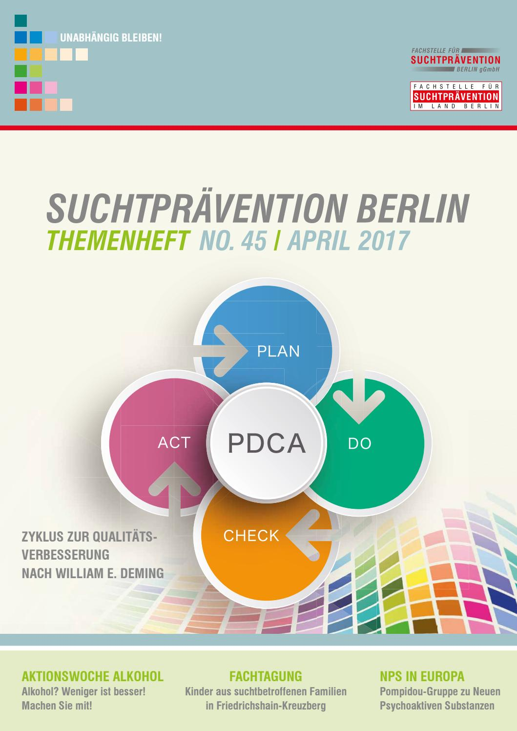 Themenheft_Fachstelle für Suchtprävention, Ausgabe 45 by Fachstelle ...