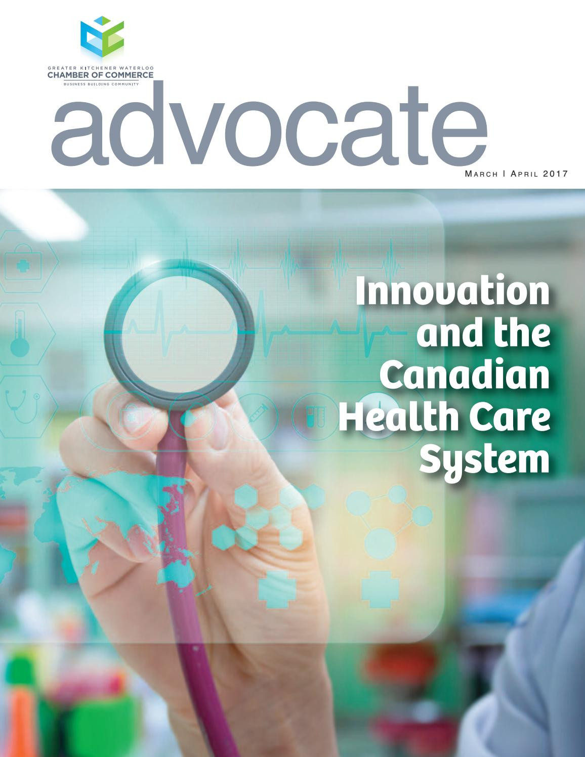 Advocate March April 2017 by Natalie Hemmerich - issuu