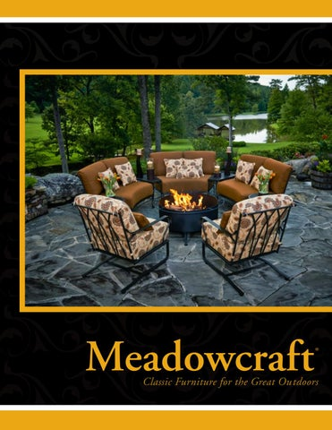 Meadowcraft By Sunnyland Furniture Issuu