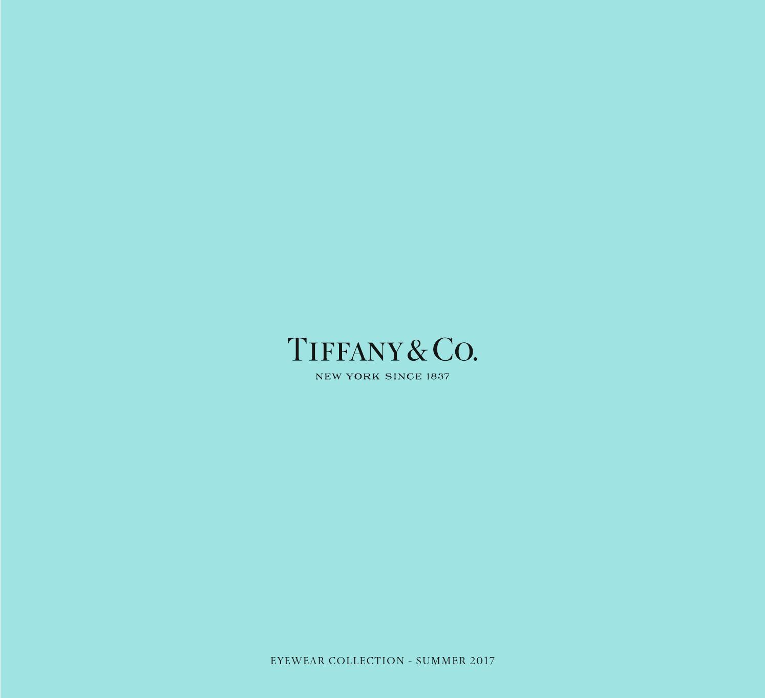 TIFFANY & CO. by HOptical - issuu
