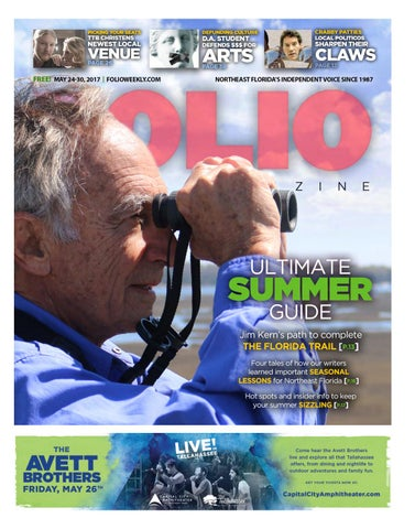 05/24/17 Ultimate Summer Guide by Folio Weekly - issuu
