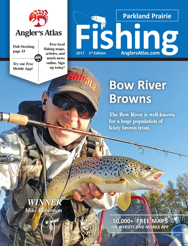 Parkland Prairie Alberta Fishing 2017 by Angler\'s Atlas - issuu