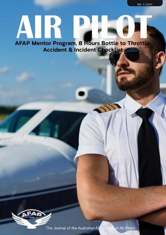 Air Pilot No 1 | 2017 by Australian Federation of Air Pilots - issuu