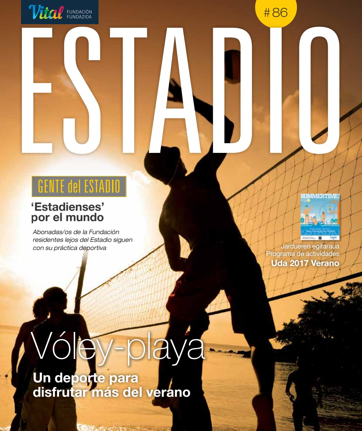 Revista ESTADIO 86 by Fundacion Estadio F. - issuu 22a58d13102eb