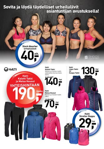 Intersport Joensuu-Jukolassa by Intersport Finland - issuu 9d42bded93