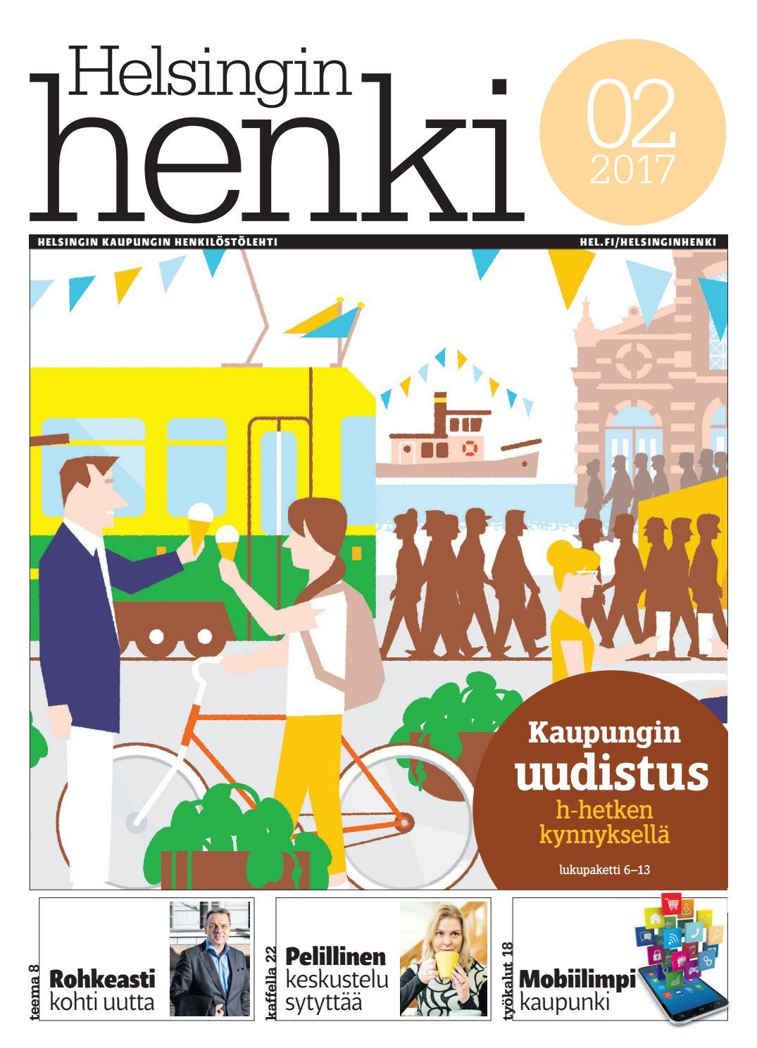 Helsingin Henki 2 2017 By Helsinginhenki Issuu