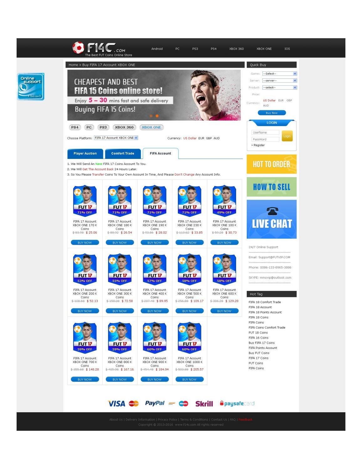 account buying website