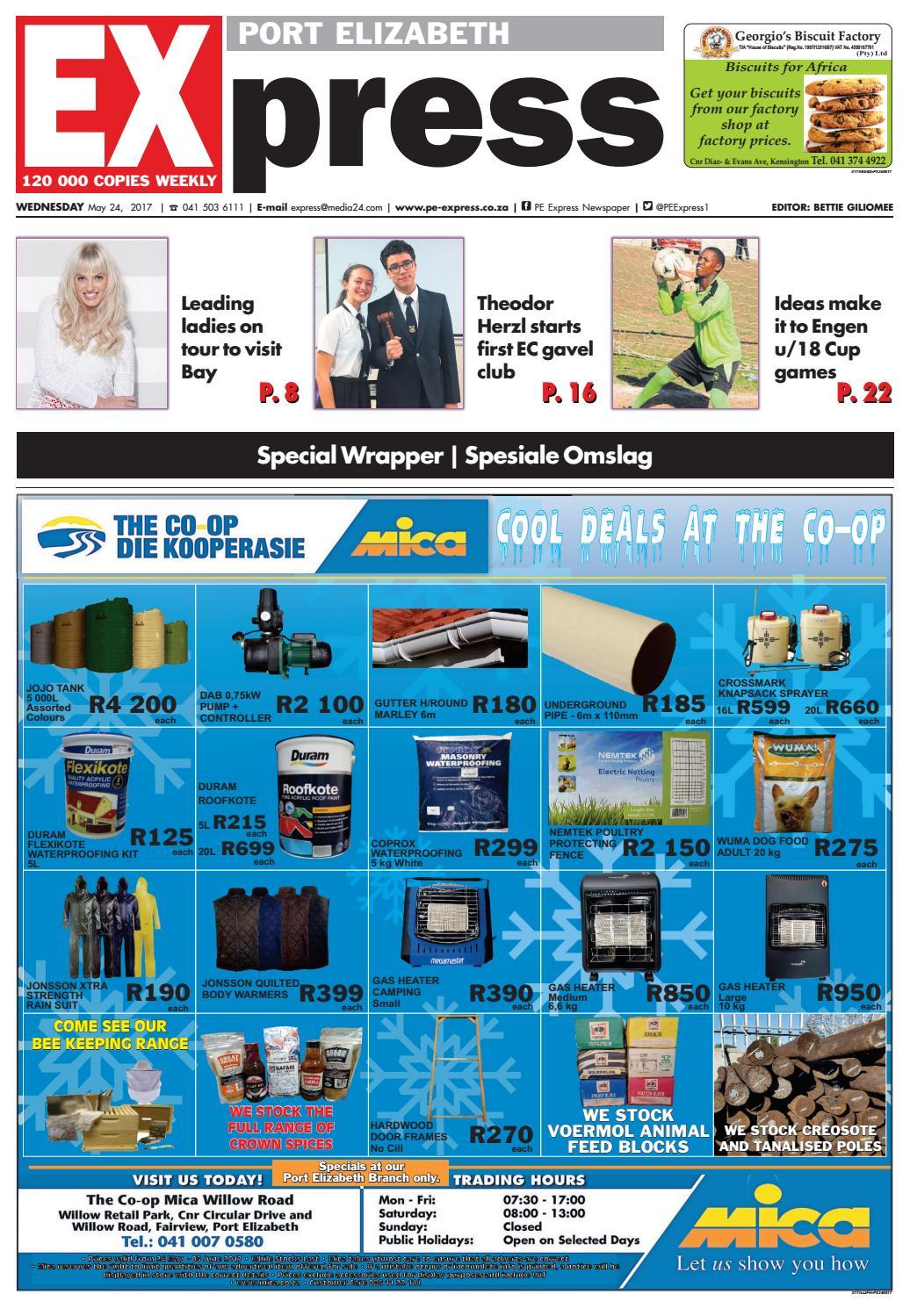 PE Express 24 May 2017 by PE Express - issuu