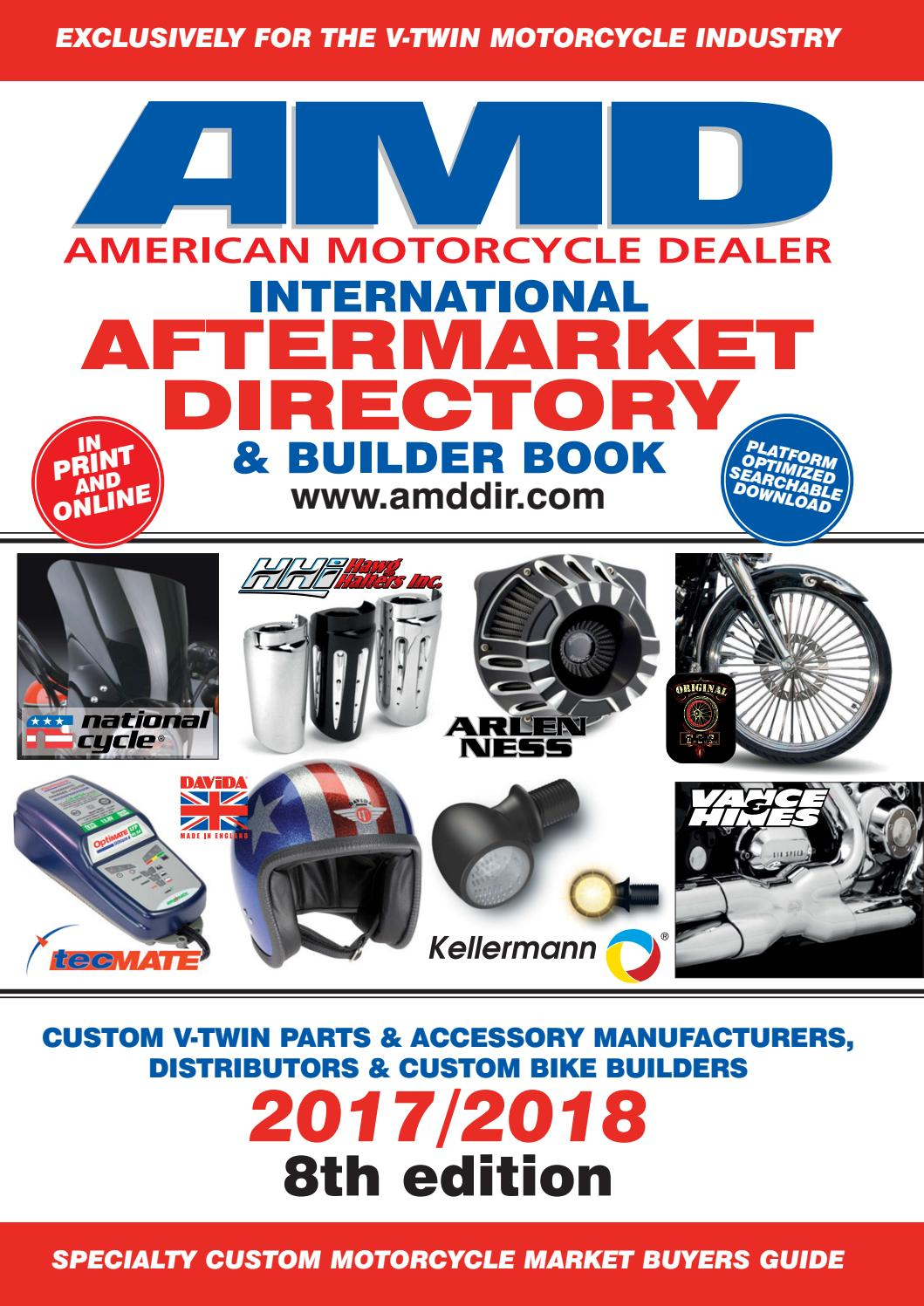 AMD Directory 2017/2018 8th Edition by Dealer-World - issuu