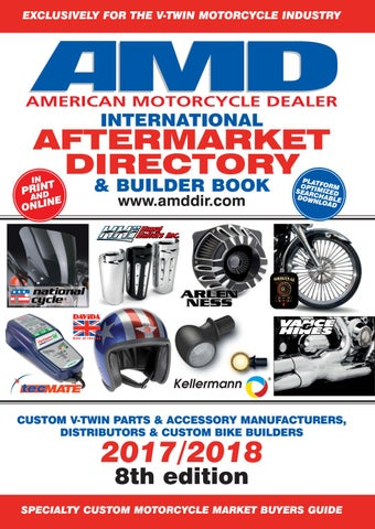 061072f9d2 AMD Directory 2017/2018 8th Edition by Dealer-World - issuu
