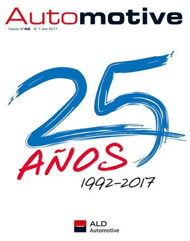 Revista ALD Automotive Nº 46. Nº 1 Año 2017 by LIDER - issuu