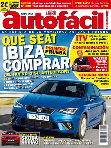 2eb2e9038a Autofácil Nº 200. Junio 2017 by LIDER - issuu