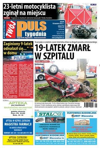 Wydanie Z 18 Kwietnia 2013 By Centrum Kolisko Krzysztof świeykowski