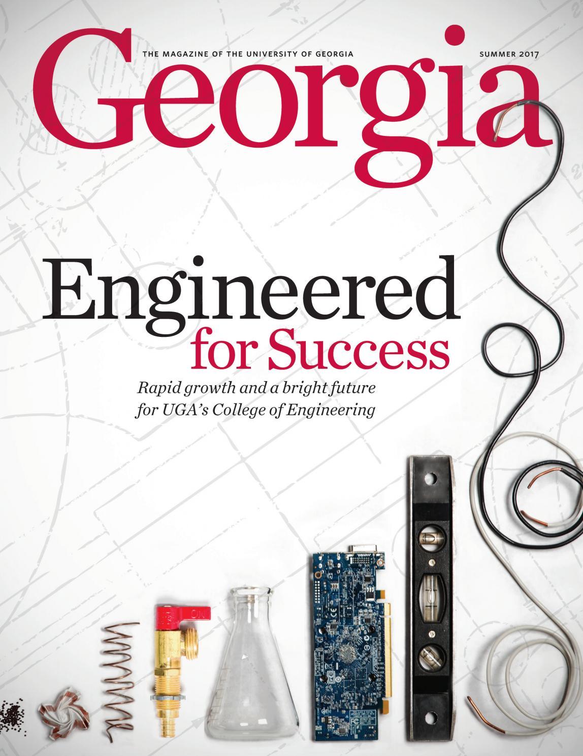 University of Georgia Magazine Summer 2017 by University of Georgia ...
