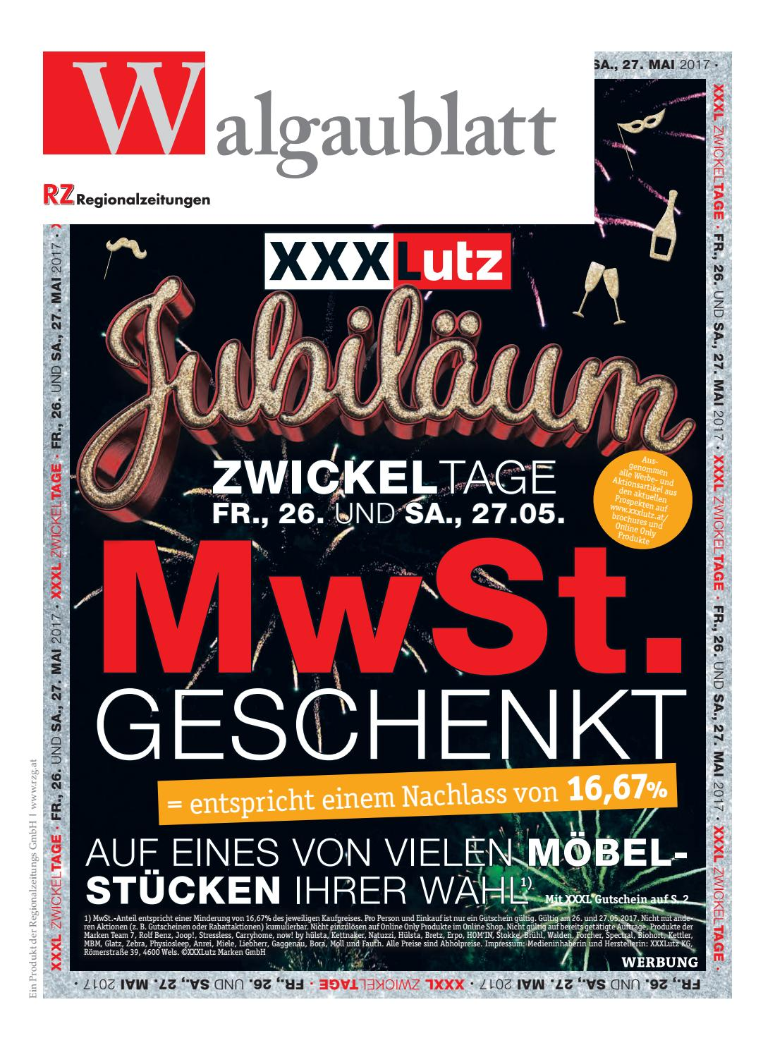 f7d2316fee Walgaublatt 21 by Regionalzeitungs GmbH - issuu