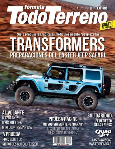 TodoTerreno Nº 204. Junio 2017 by LIDER - issuu 540cfe78cd073