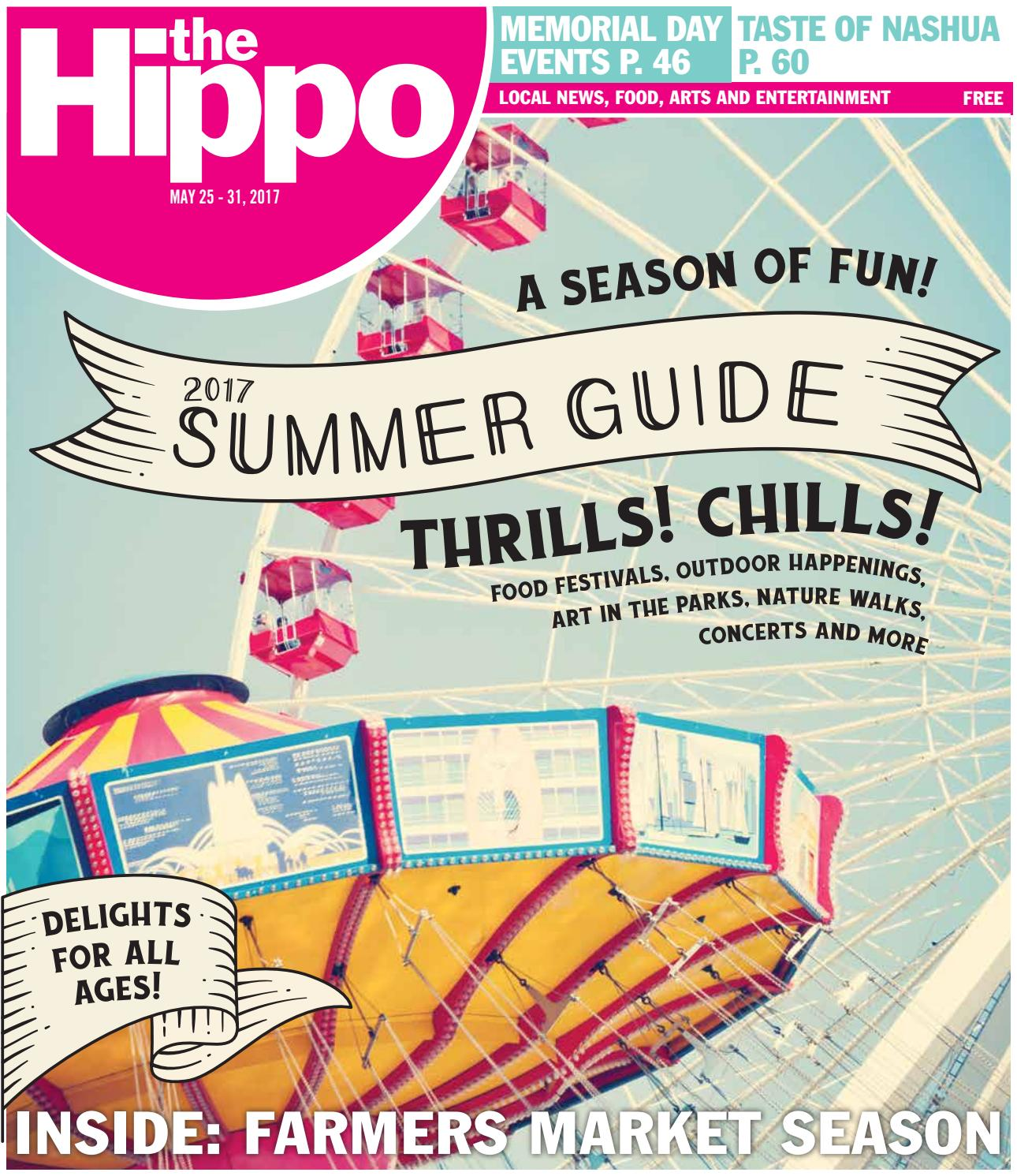 Hippo Summer Guide 5/25/17 by The Hippo - issuu