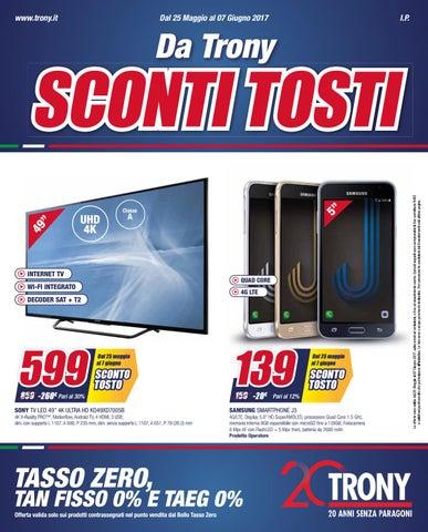 Trony Porta Tv.Sconti Tosti Da Trony By Trony Tacabanda Issuu