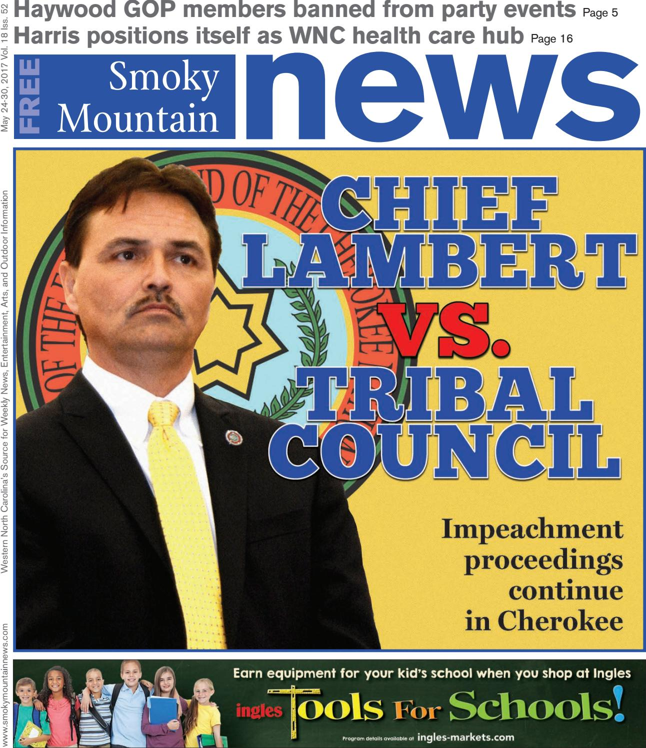 SMN 05 24 17 by Smoky Mountain News issuu