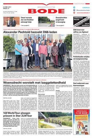Woensdrechtse Bode 24 05 2017 by Uitgeverij de Bode issuu