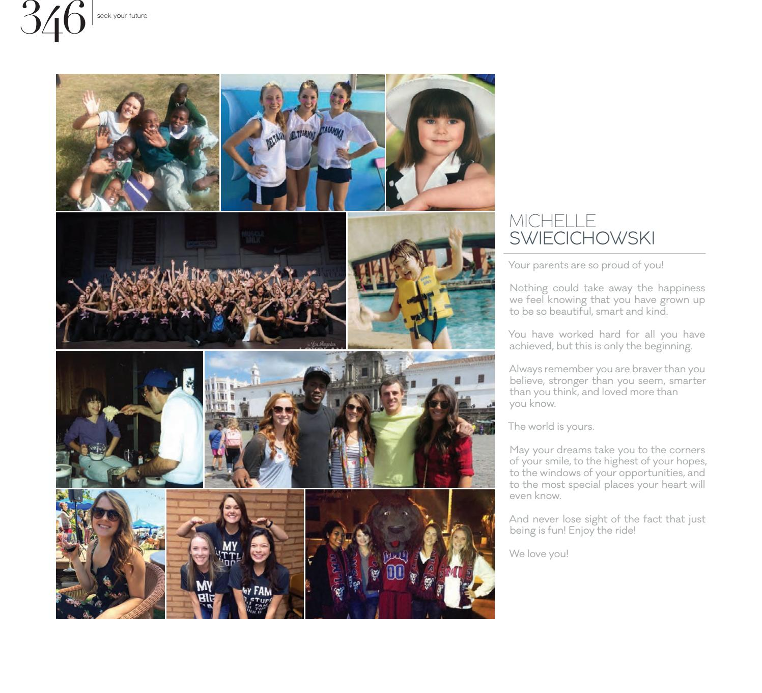 2016 Lmu Yearbook By The Tower Yearbook Lmu Issuu