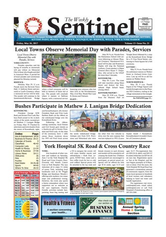Ws may 26 2017 by weekly sentinel issuu page 1 fandeluxe Images