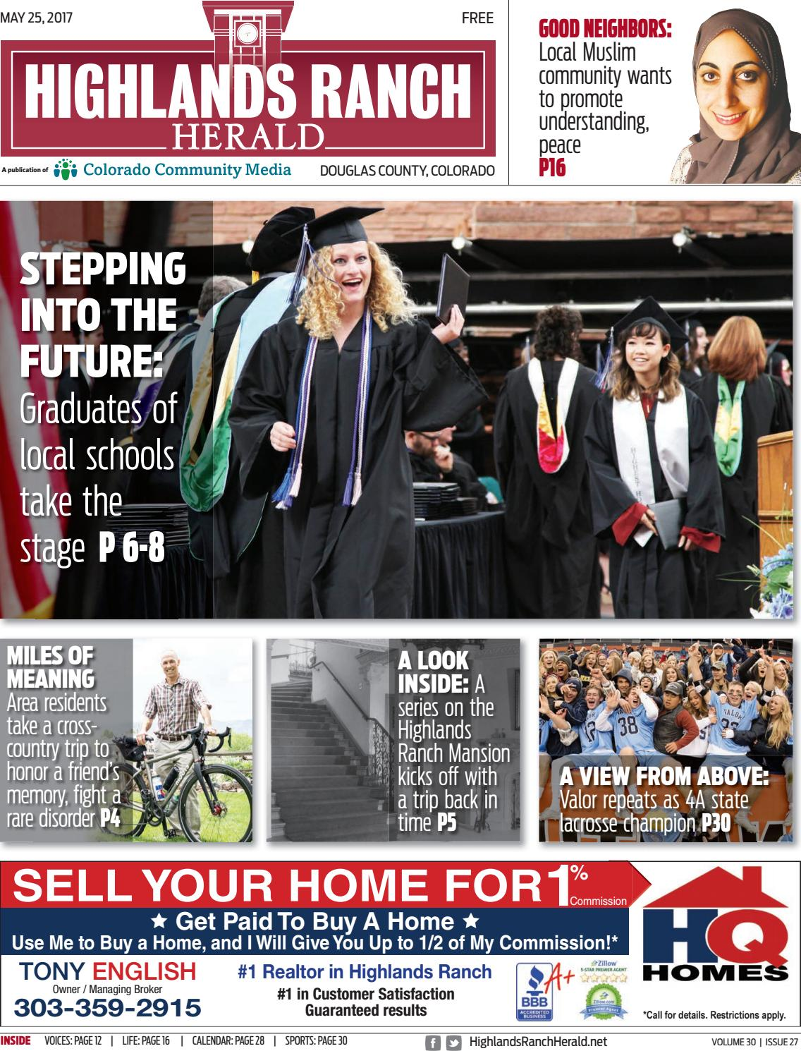 Highlands Ranch Herald 0525 by Colorado Community Media - issuu