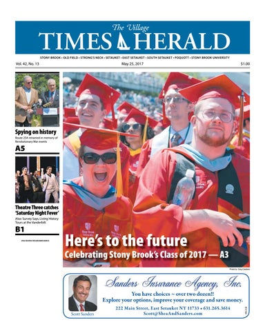 The Village Times Herald - May 25, 2017 by TBR News Media