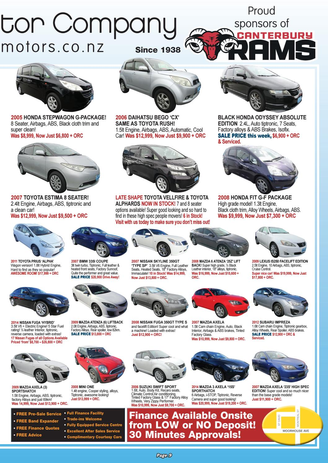 Best Motorbuys 26 05 17 By Local Newspapers Issuu Twin Turbo Mazda Wiring Harness