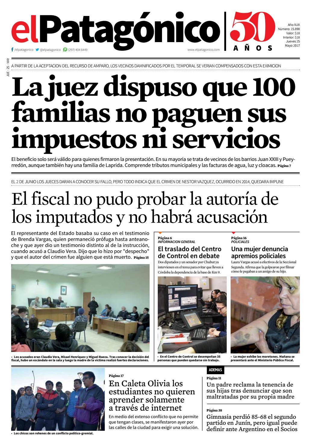 the best attitude 0e6dc 68205 edicion231224052017.pdf by El Patagonico - issuu