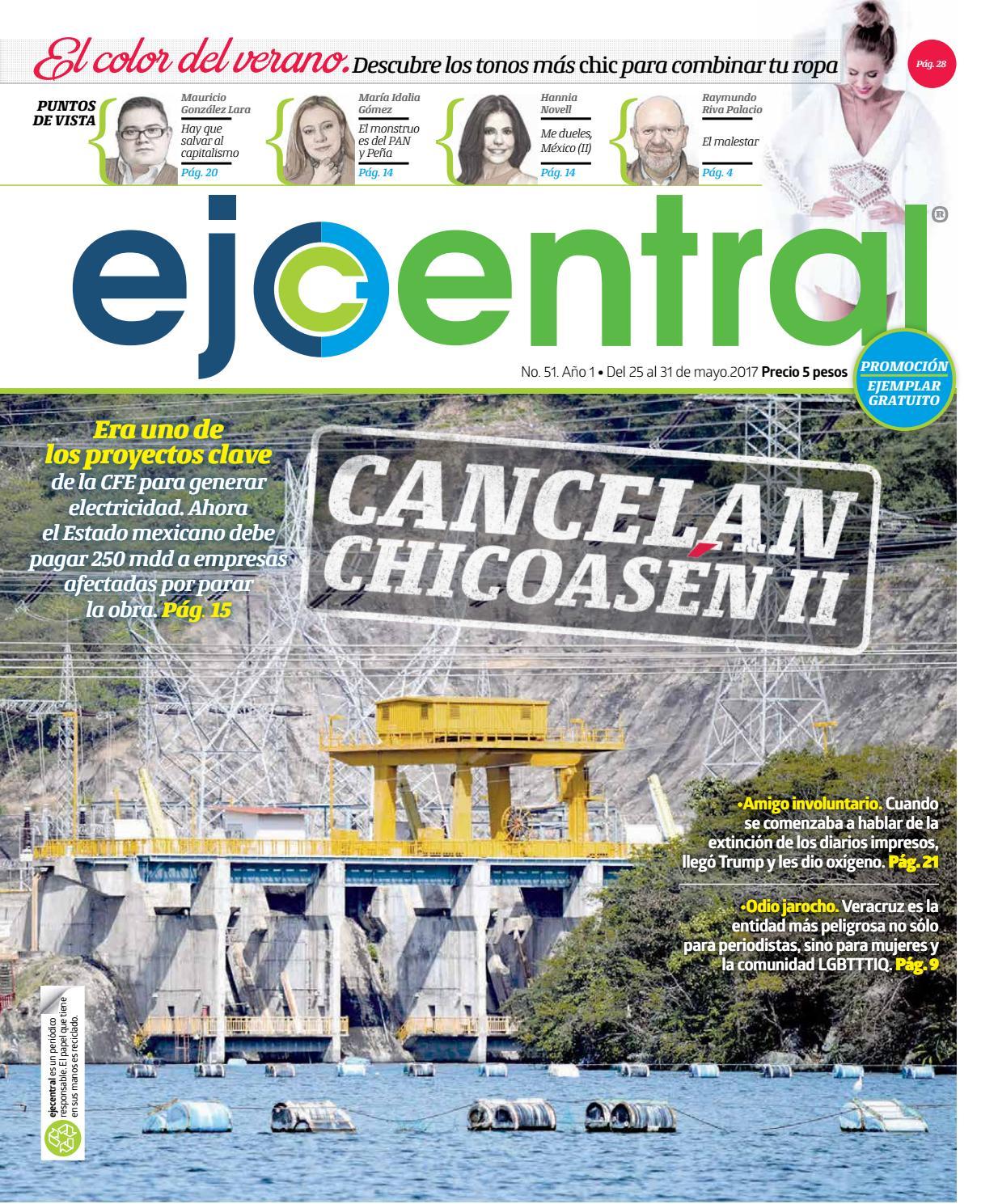 Semanario #51 by EjeCentral - issuu