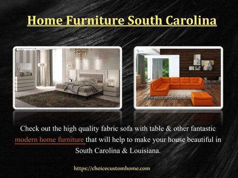 Modern Furniture South Florida Choice Custom Home  Issuu