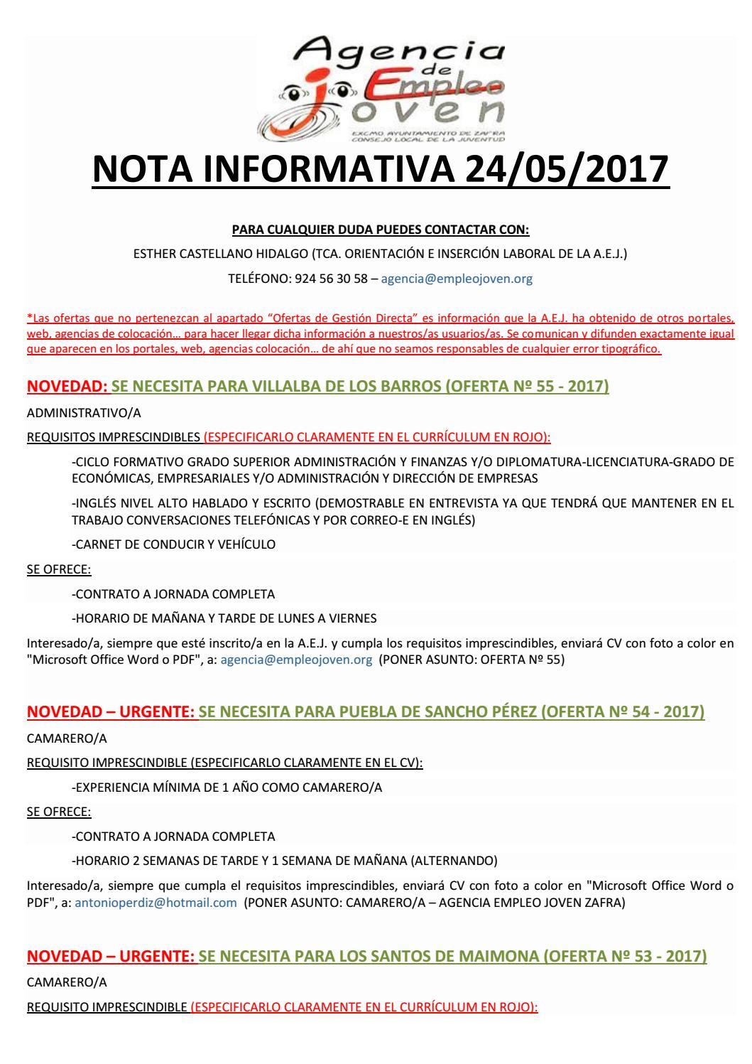 Nota informativa 24 by Segura Al Día - issuu