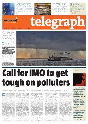 Nautilus Telegraph June 2017 by Redactive Media Group - issuu