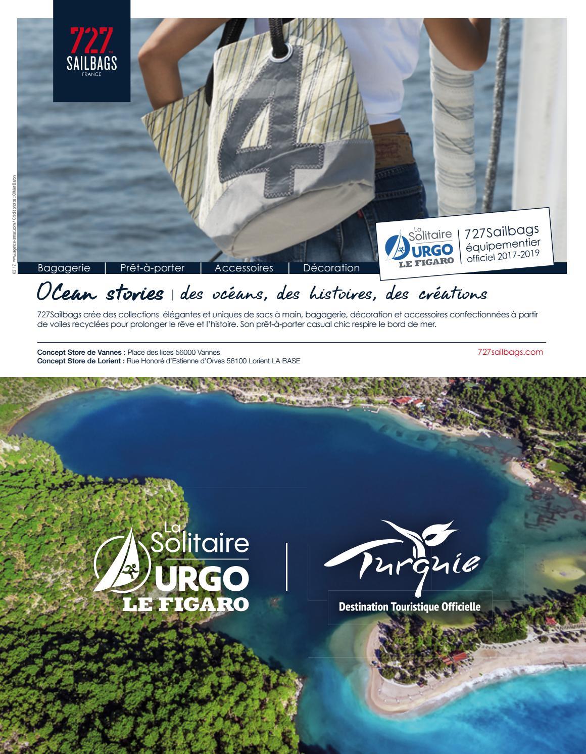 la solitaire urgo figaro - guide officiel 2017oc sport - issuu