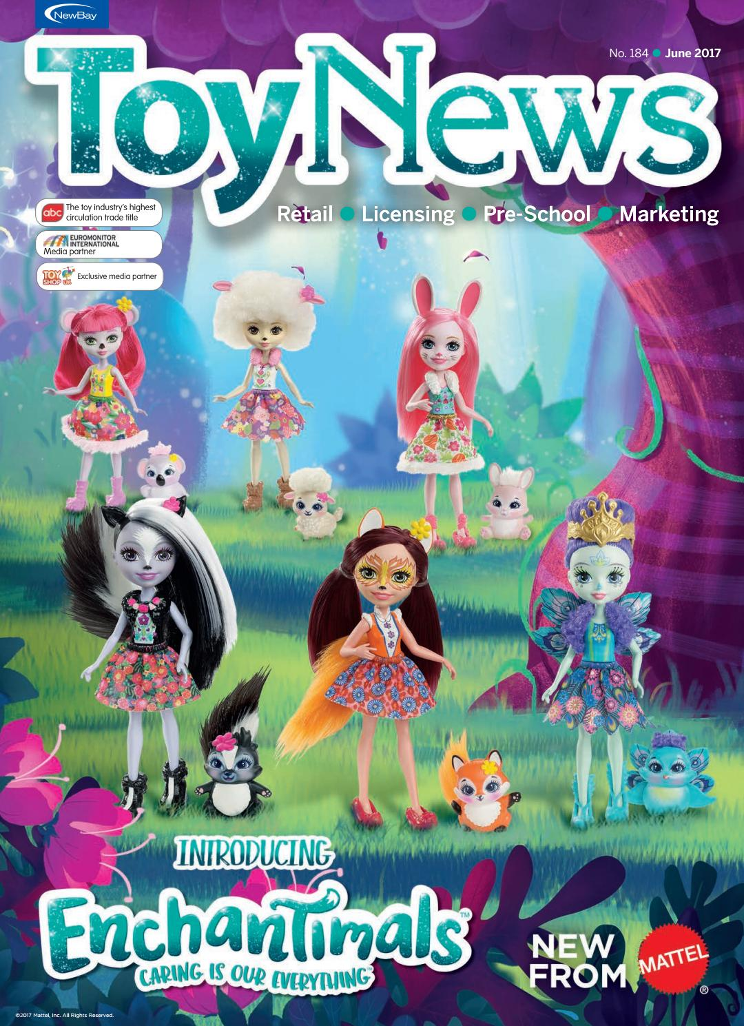Toy News 184 June 2017 By Future Plc Issuu Wiring For The Audio Jack Without An Amp Plugged In Furby