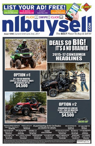 ee1a5d69756 Buy and Sell Issue 1040 by NL Buy Sell - issuu
