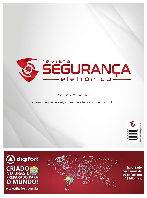 Segurança Eletrônica - Edição 04 - Maio de 2017 by Revista Segurança  Eletrônica - issuu b6bce3346f